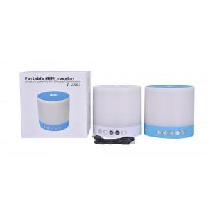 Беспроводной Bluetooth Спикер T-2083 с LED подсветкой